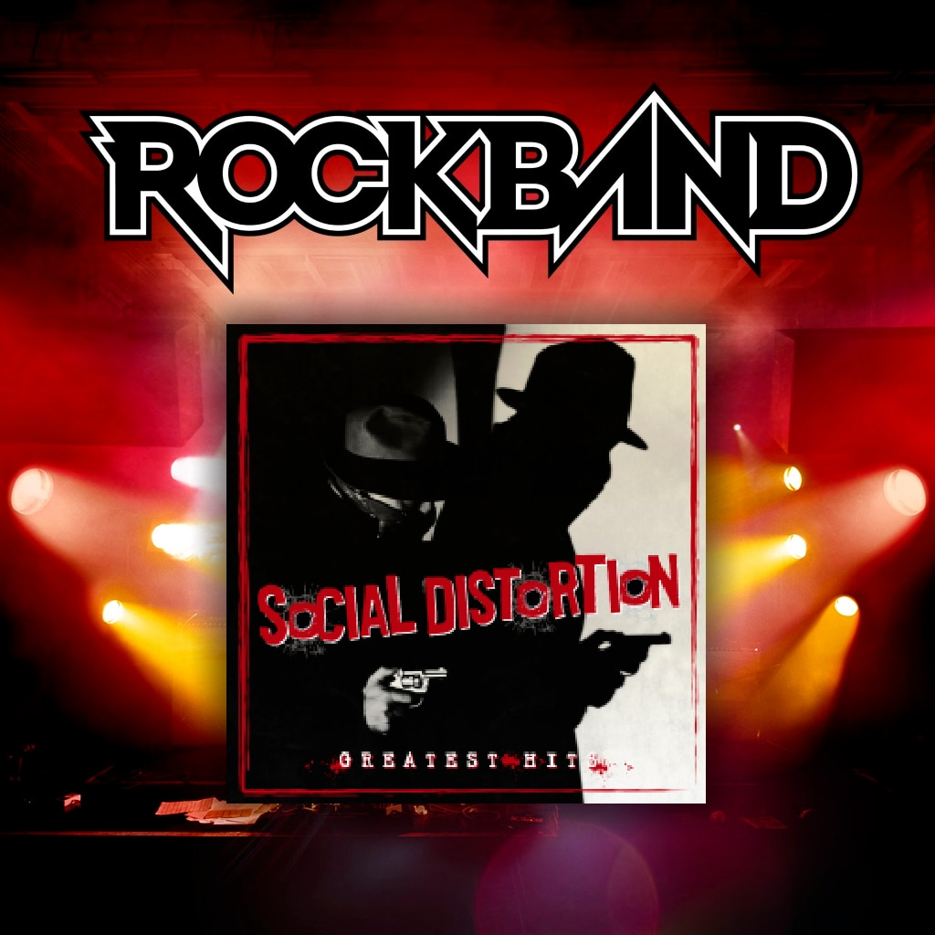 'Ring of Fire' - Social Distortion