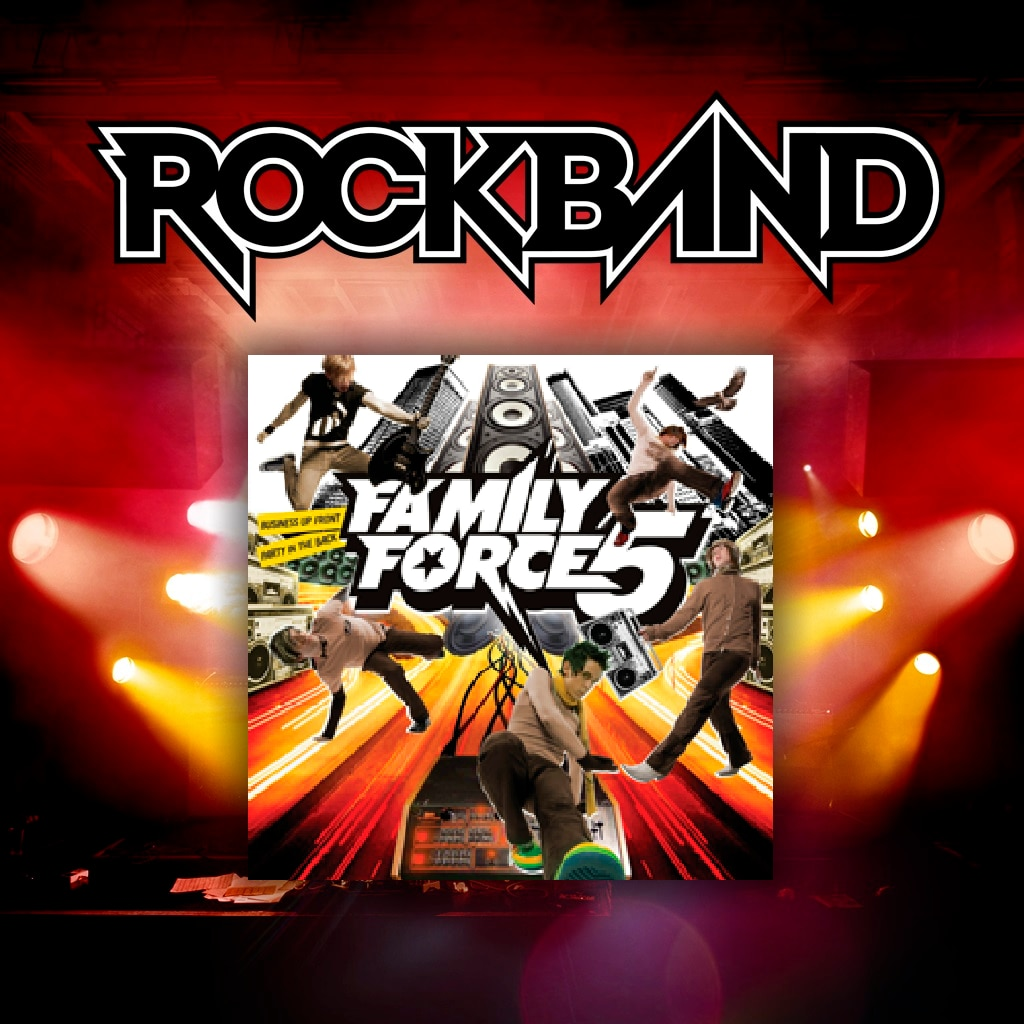 'Love Addict' - Family Force 5