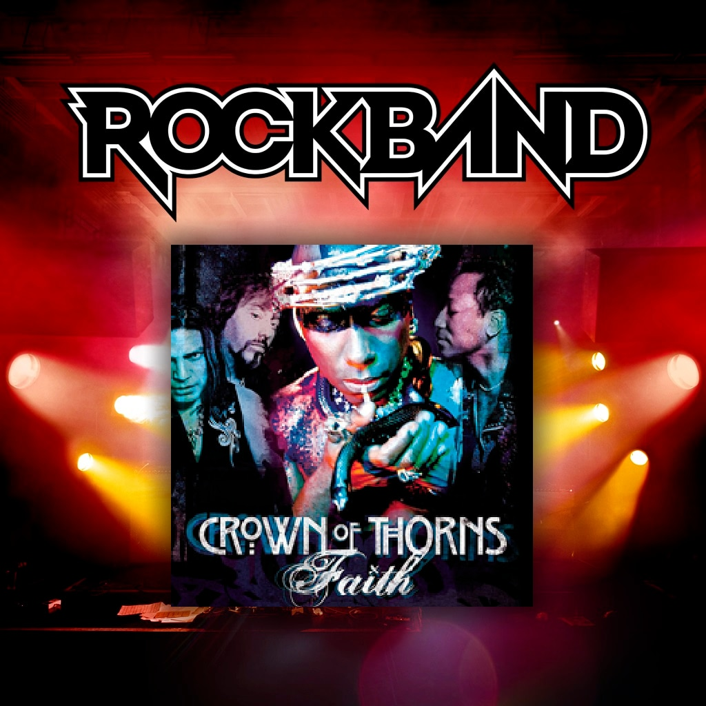 'Rock Ready' - Crown of Thorns