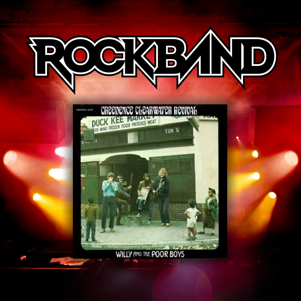 'Fortunate Son (Original)' - Creedence Clearwater Revival