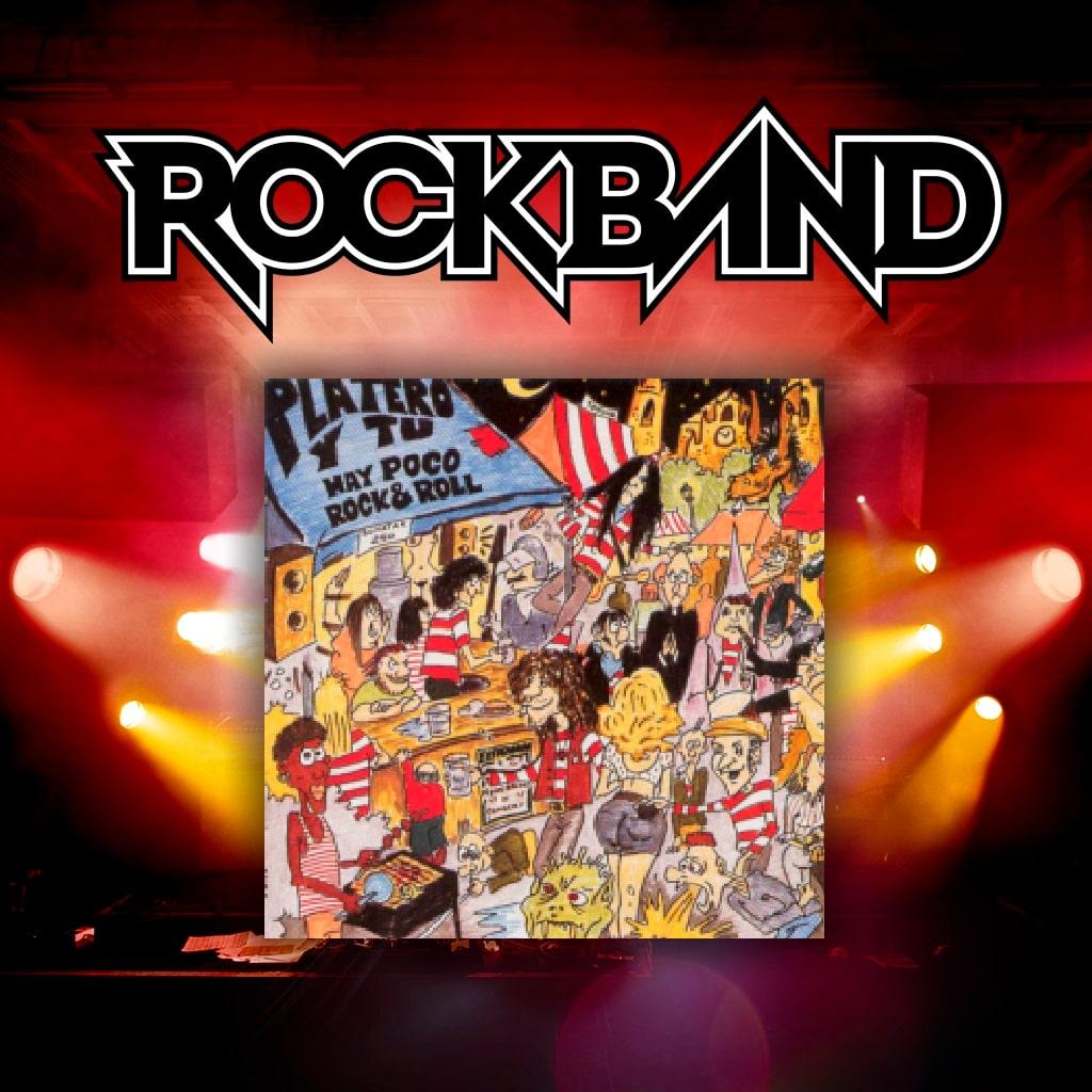 'Hay Poco Rock & Roll' - Platero y Tú