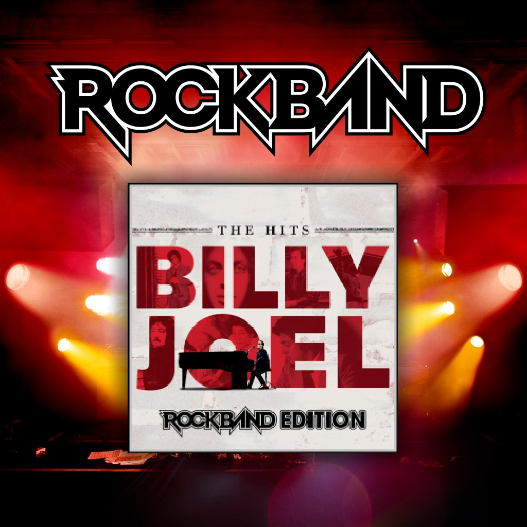 Billy Joel The Hits: Rock Band Edition