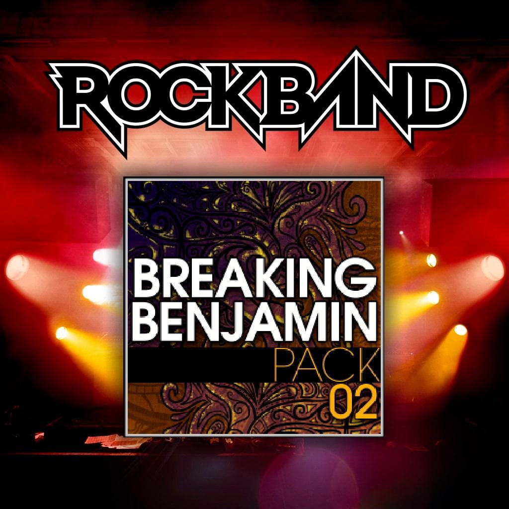 Breaking Benjamin Pack 02