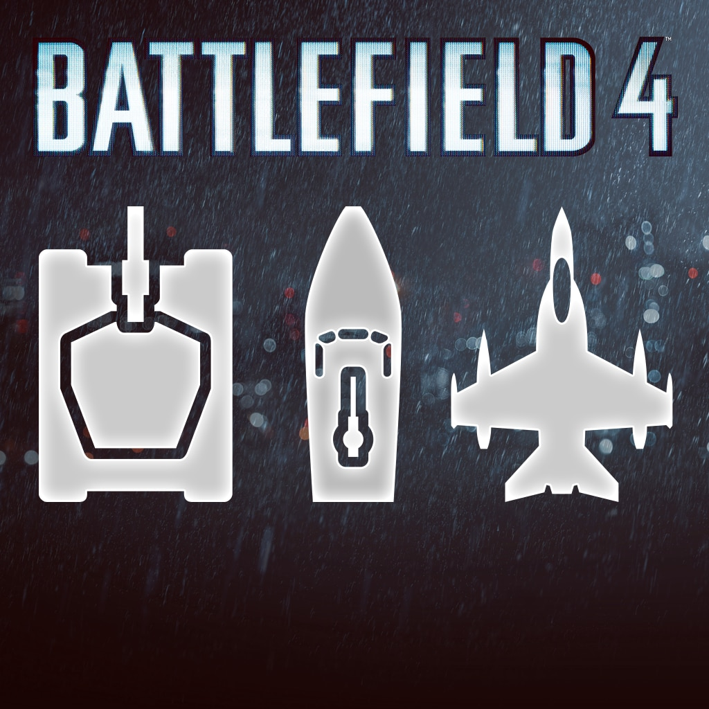 Battlefield 4™ Vehicle Shortcut Bundle