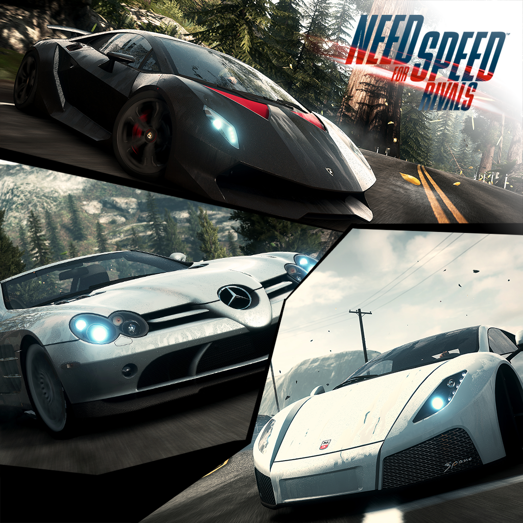 Need for Speed™ Rivals Movie-pakket - Racers