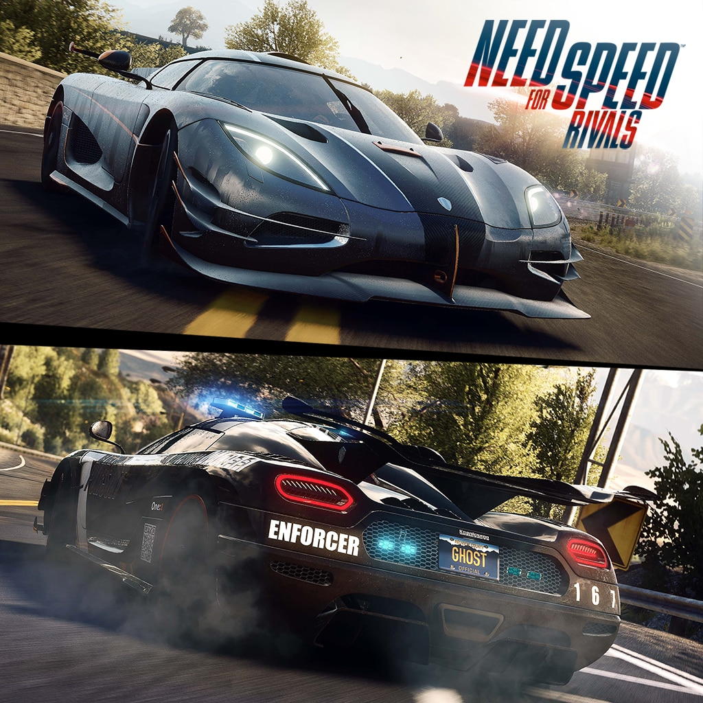 Need for Speed™ Rivals Koenigsegg One:1
