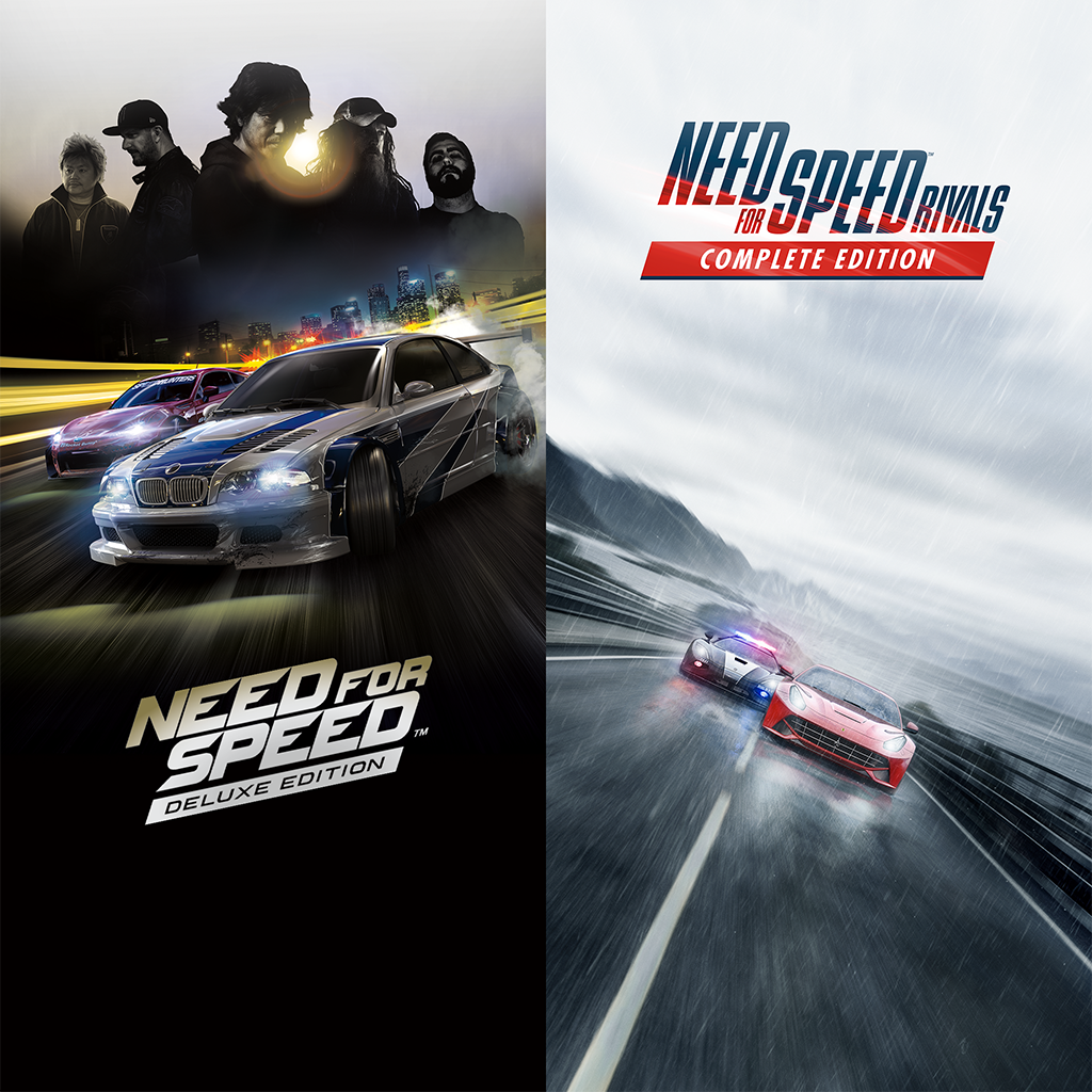 Need for Speed™ Deluxe-bundel