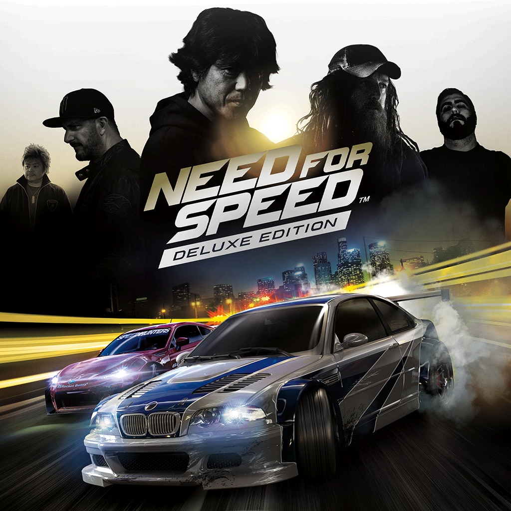 الإصدار Need for Speed&lrm™ Deluxe Edition