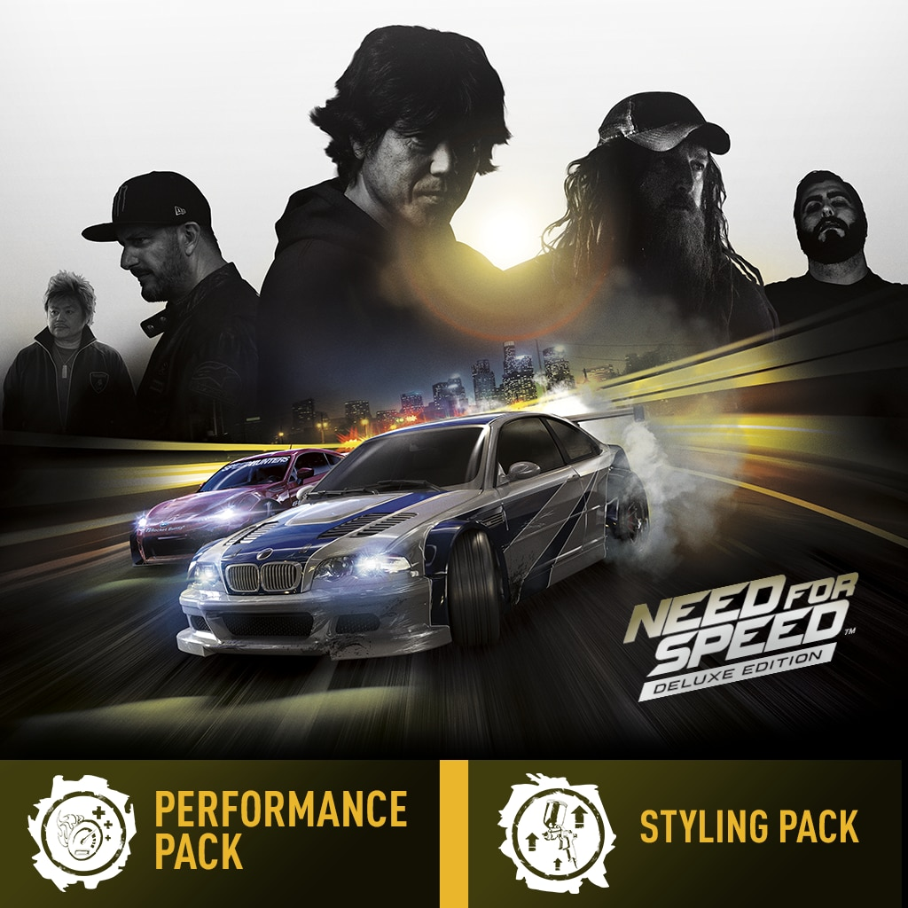 Mise à niveau Need for Speed™ Édition Deluxe