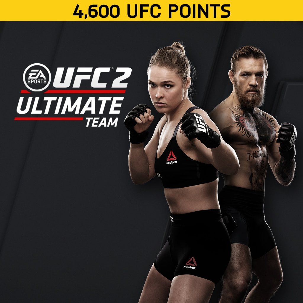 EA SPORTS™ UFC® 2 - 4600 POINTS UFC