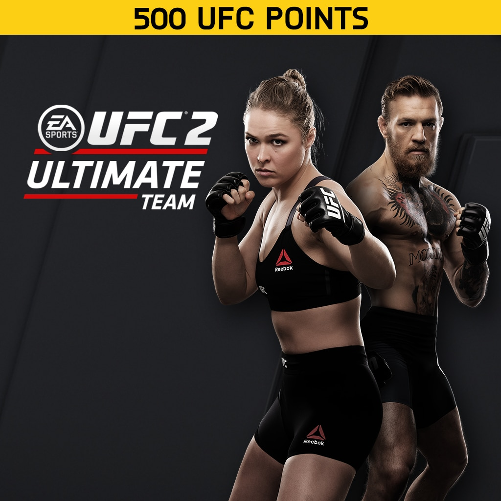 EA SPORTS™ UFC® 2 - 500 POINTS UFC
