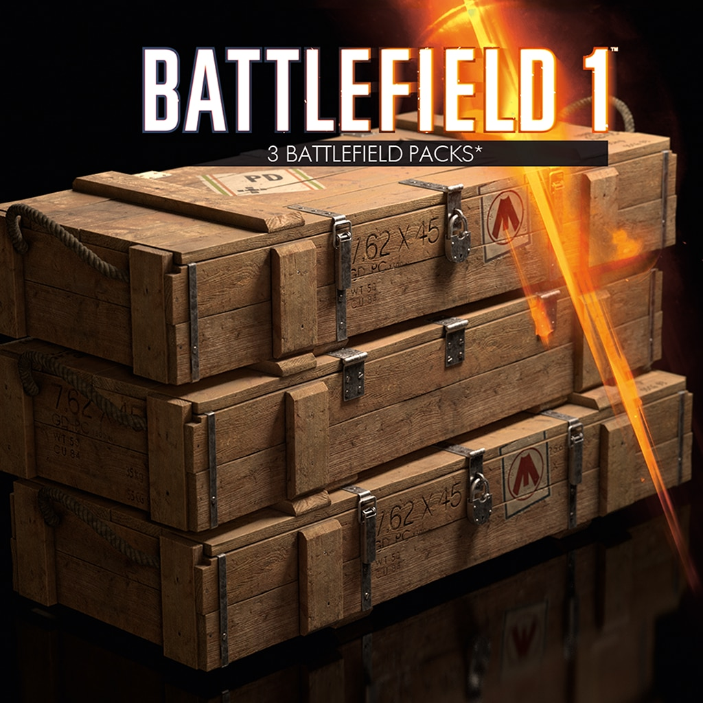 Battlefield™ 1 Battlepacks x 3