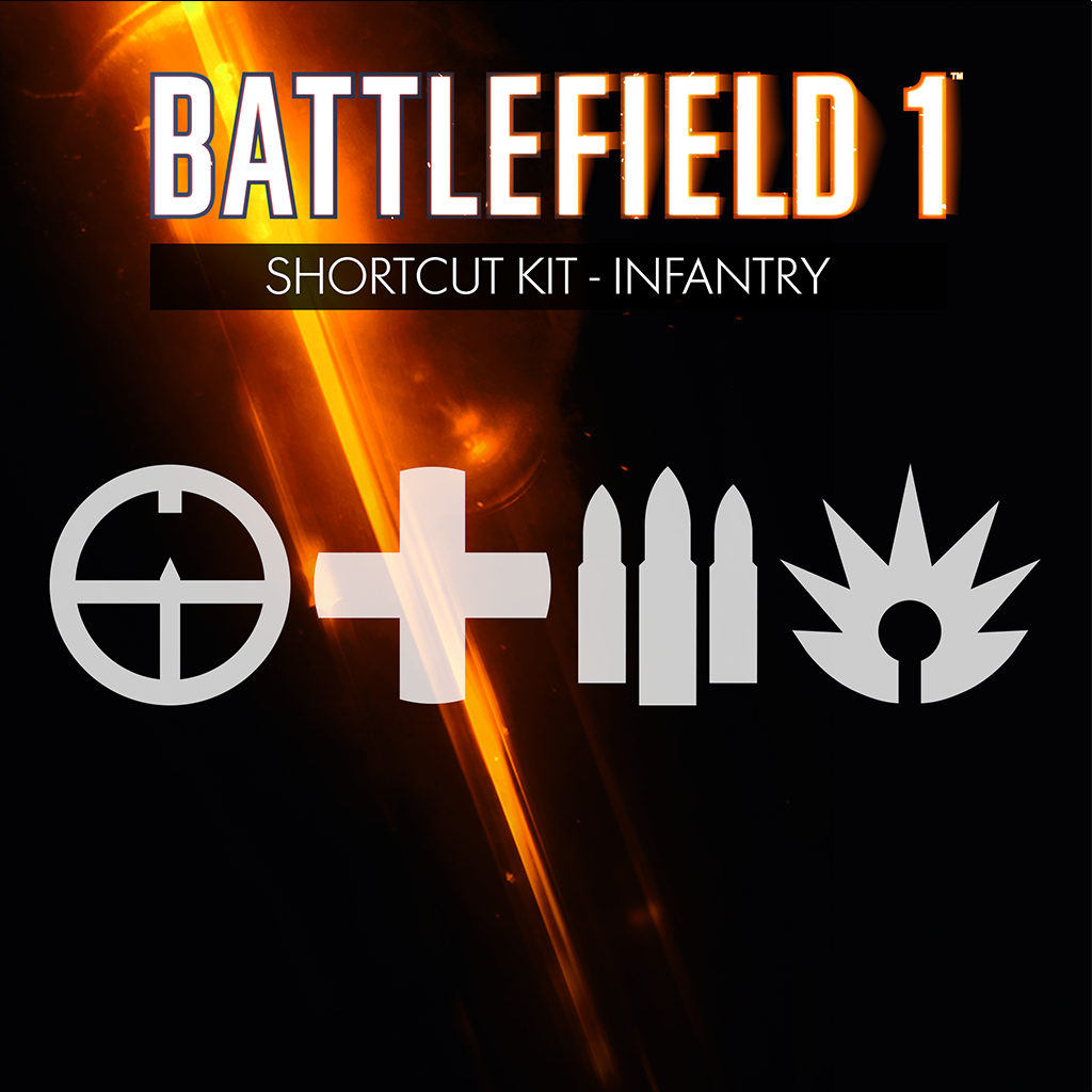 Battlefield™ 1 Shortcut Kit: Infantry Bundle