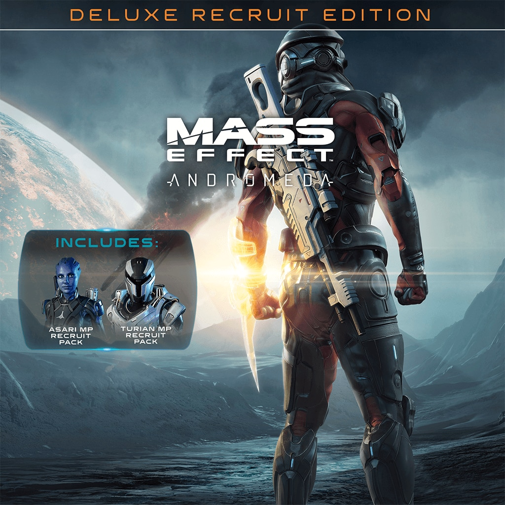 Mass Effect™: Andromeda – إصدار Recruit المميز