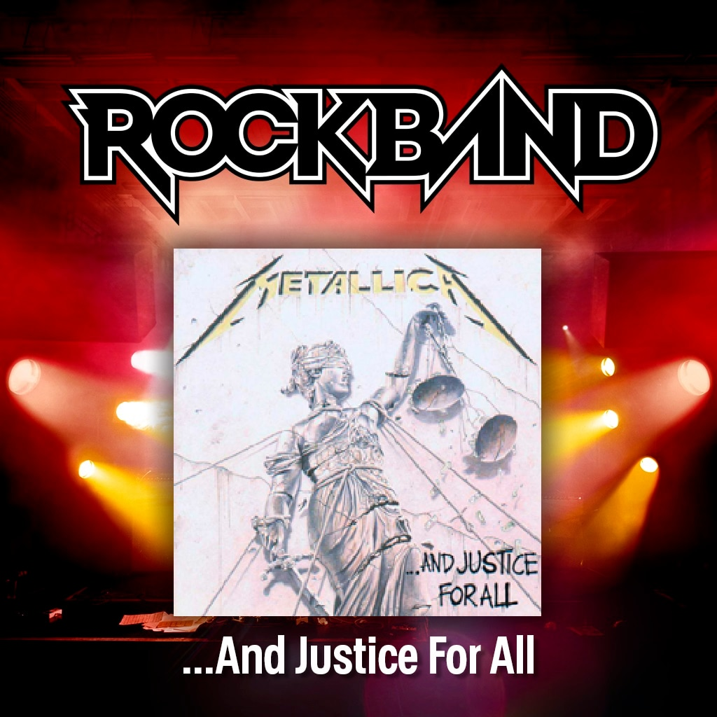 '...And Justice for All' - Metallica