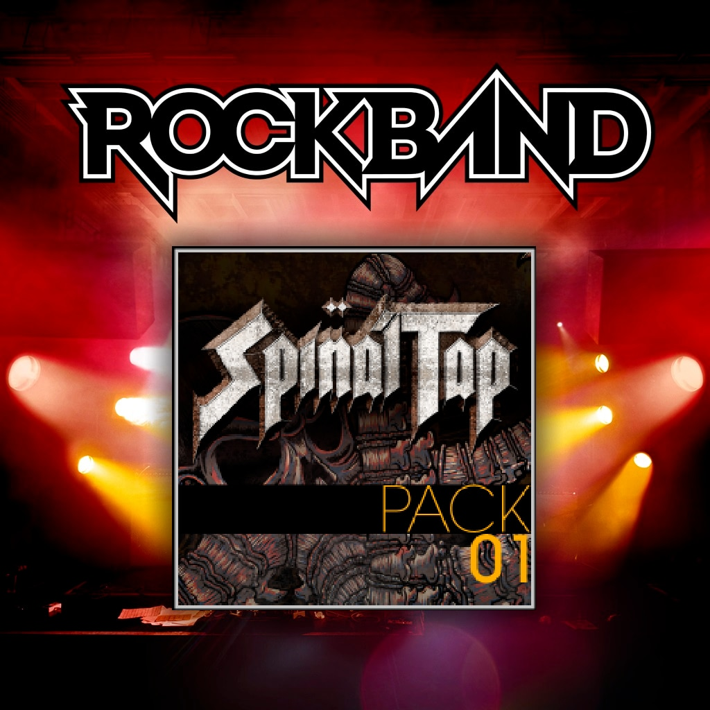 Spinal Tap Pack 01