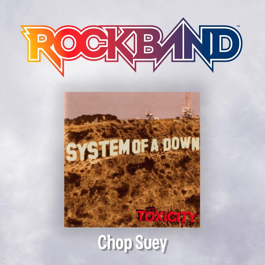 'Chop Suey' - System Of A Down