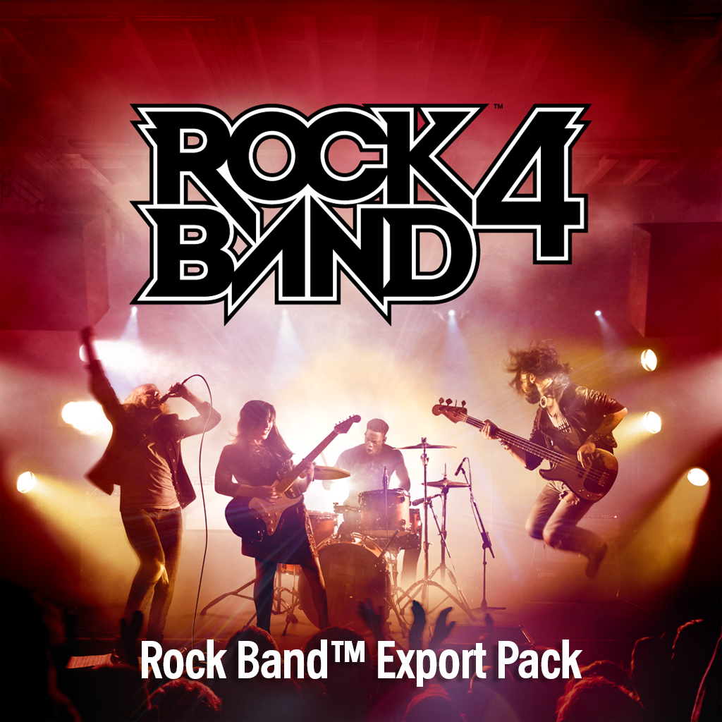 Rock Band™ Export Pack