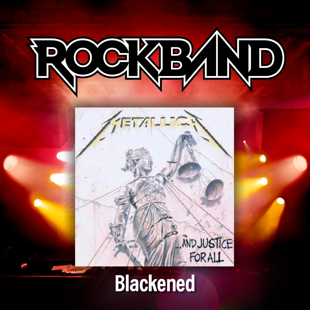 'Blackened' - Metallica
