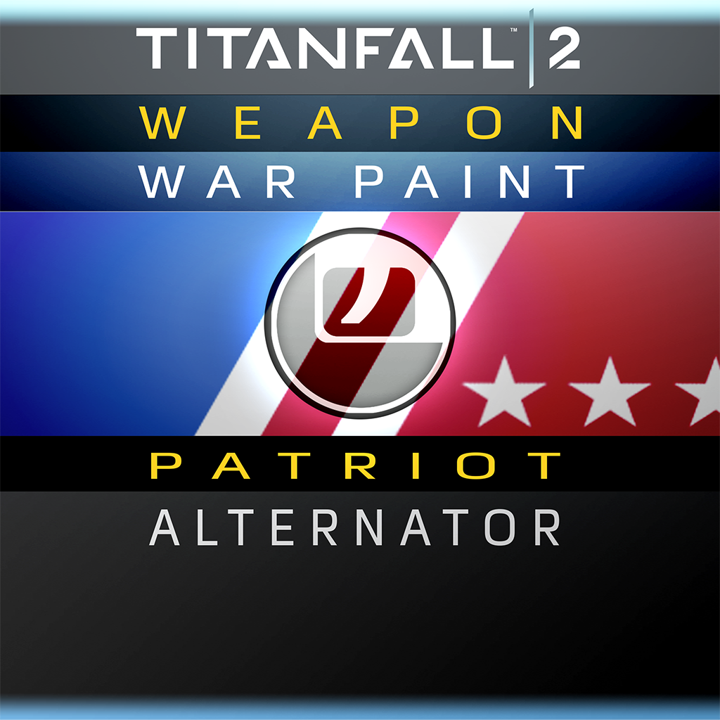 Titanfall™ 2: Frontier Patriot Alternator