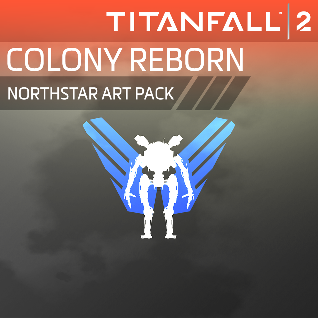 Titanfall™ 2: Colony Reborn Northstar Art Pack