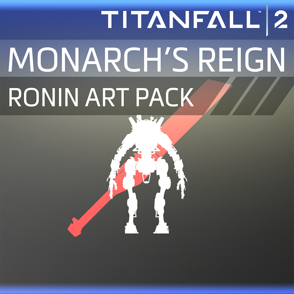 Titanfall™ 2: Monarch's Reign Ronin Art Pack