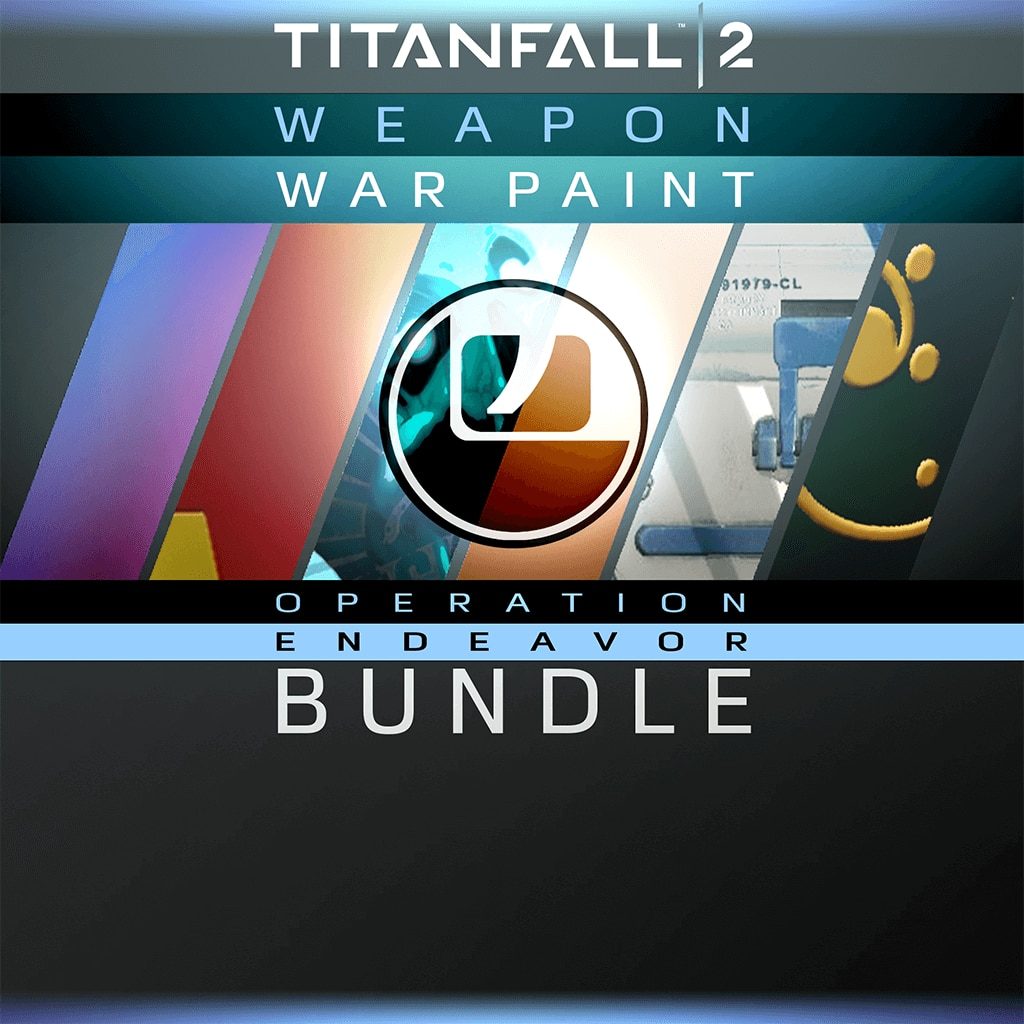 """Titanfall™ 2: комплект боевых раскрасок «Операция """"Подвиг""""»"""