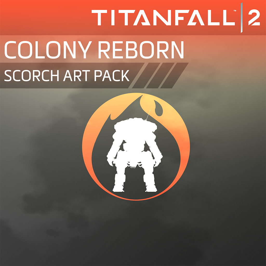 Titanfall™ 2: Colony Reborn Scorch Art Pack