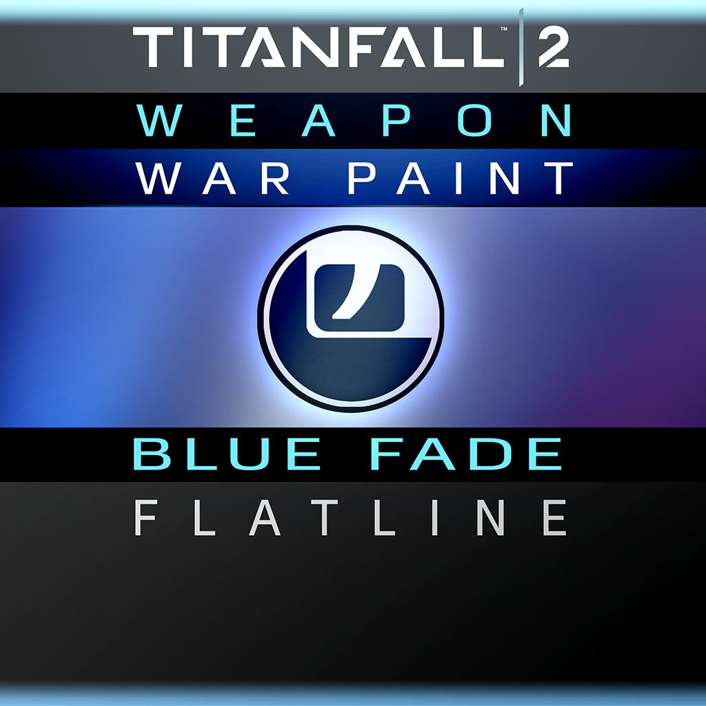 Titanfall™ 2: Blue Fade Flatline