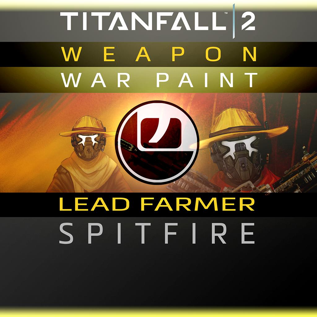 Titanfall™ 2: Lead Farmer Spitfire