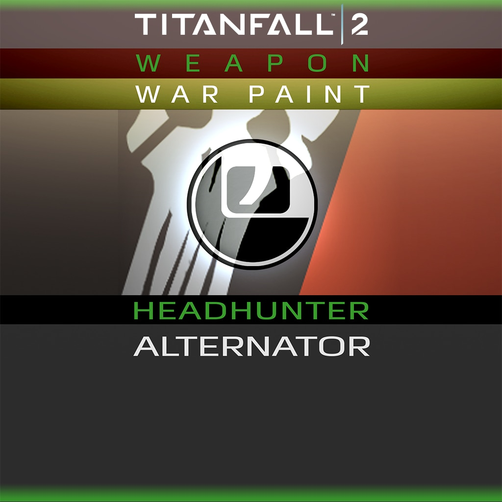Titanfall™ 2: Headhunter Alternator