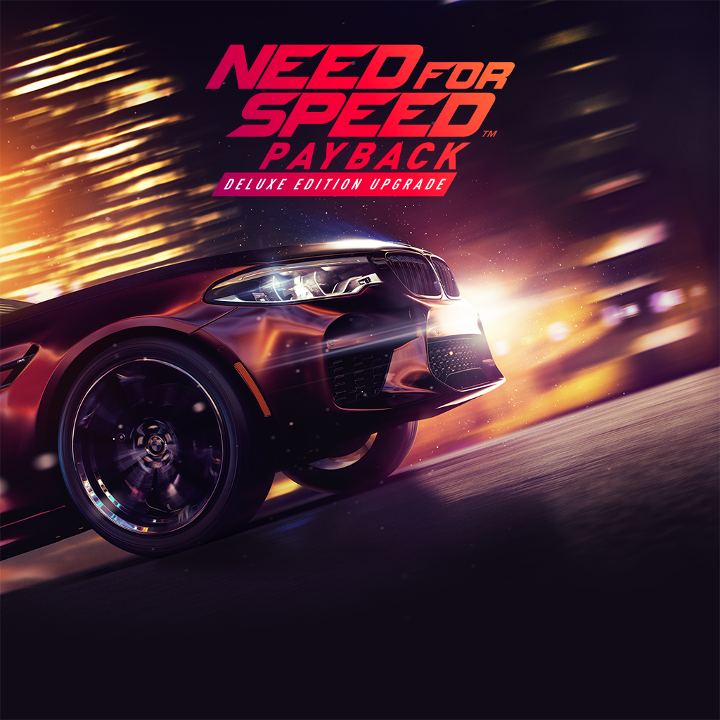 Need for Speed™ Payback - Deluxe Edition Upgrade
