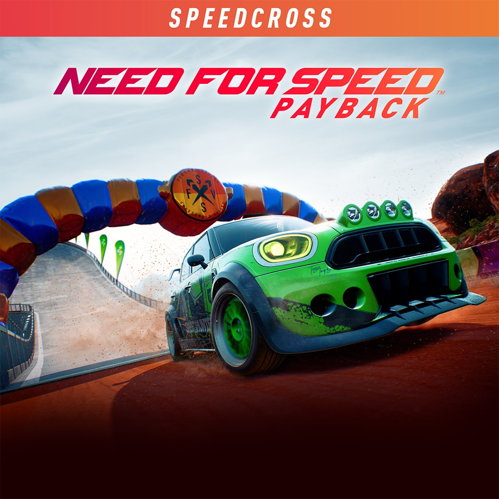 Need for Speed™ Payback: Speedcross Story Bundle
