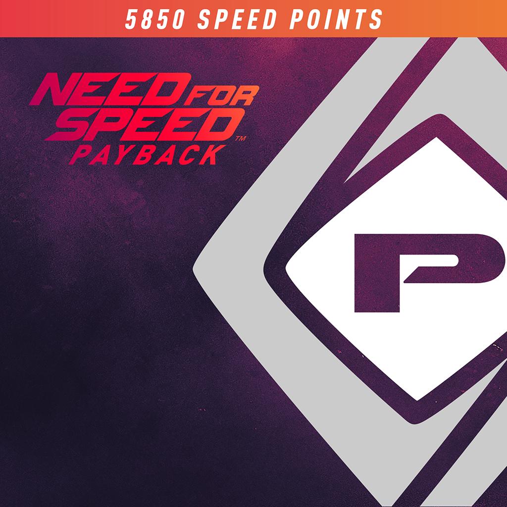 NFS Payback – 5850 punktów Speed