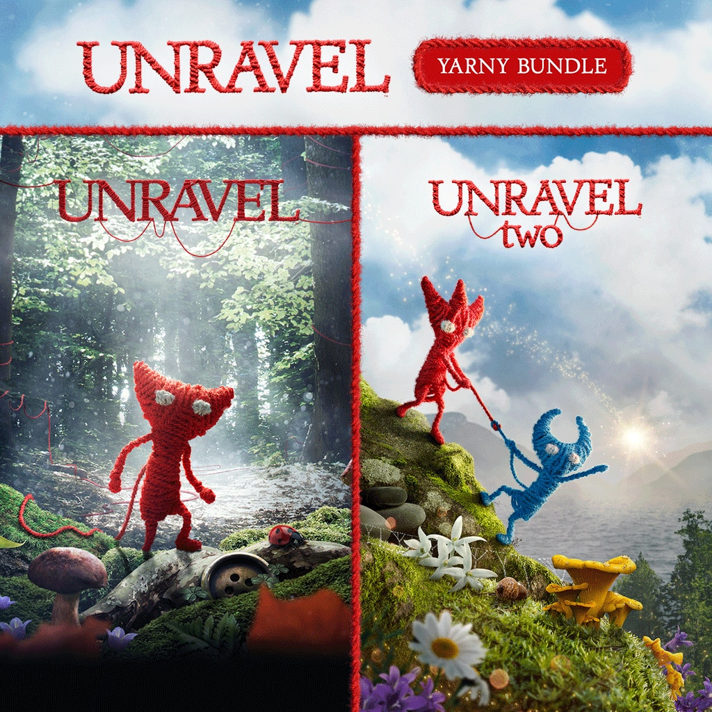 Unravel-Yarny-Bundle