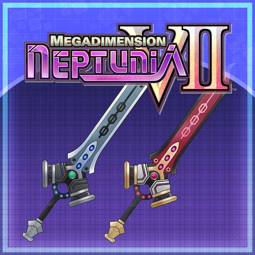 Noire's Weapon Set