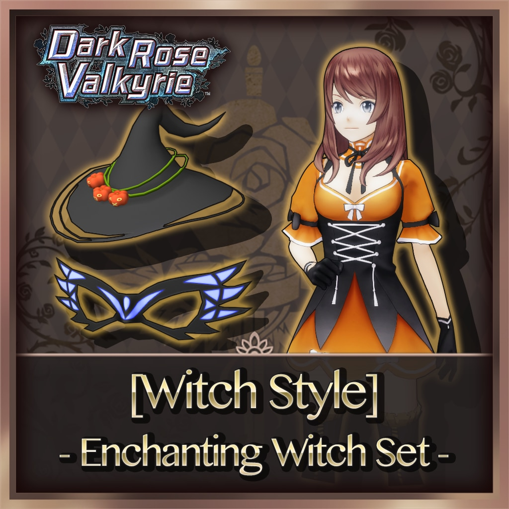 [Witch Style] - Enchanting Witch Set -