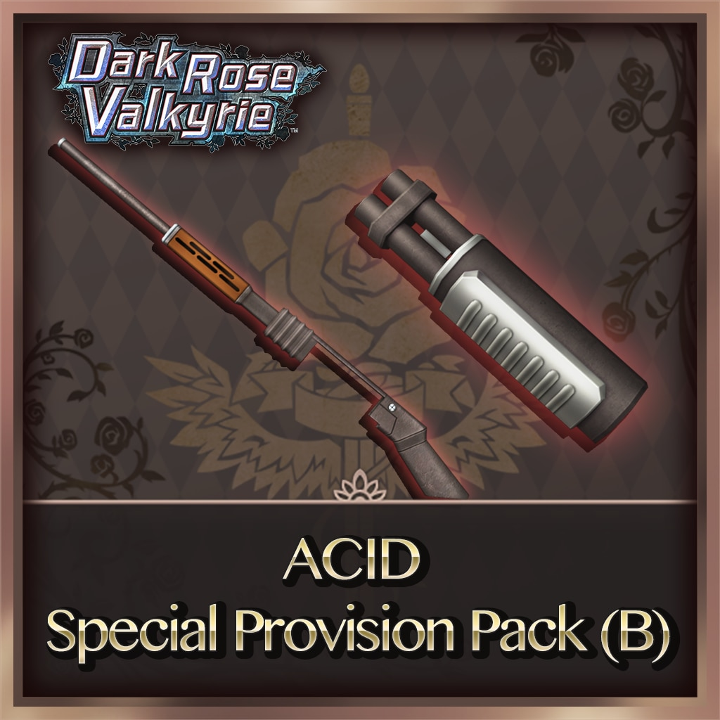 ACID Special Provision Pack (B)