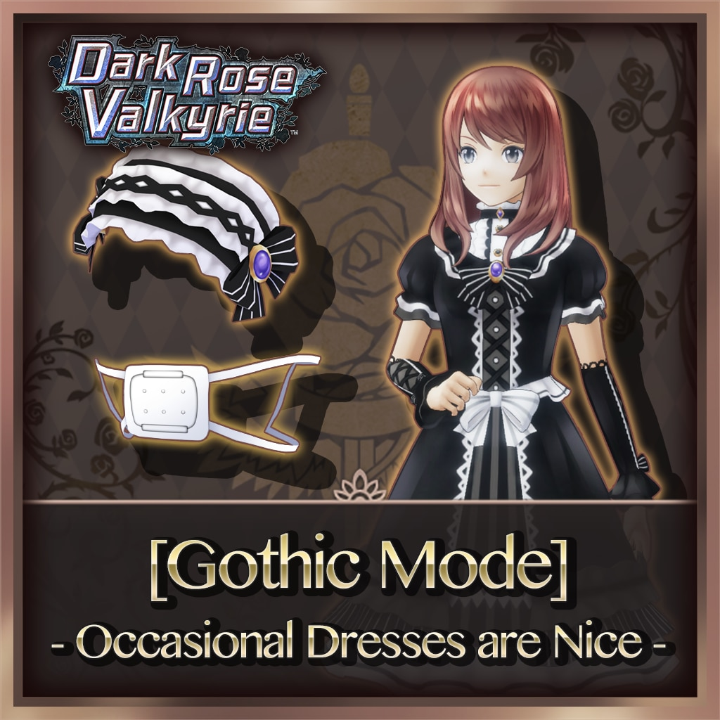 [Gothic Mode] - Occasional Dresses are Nice - Set