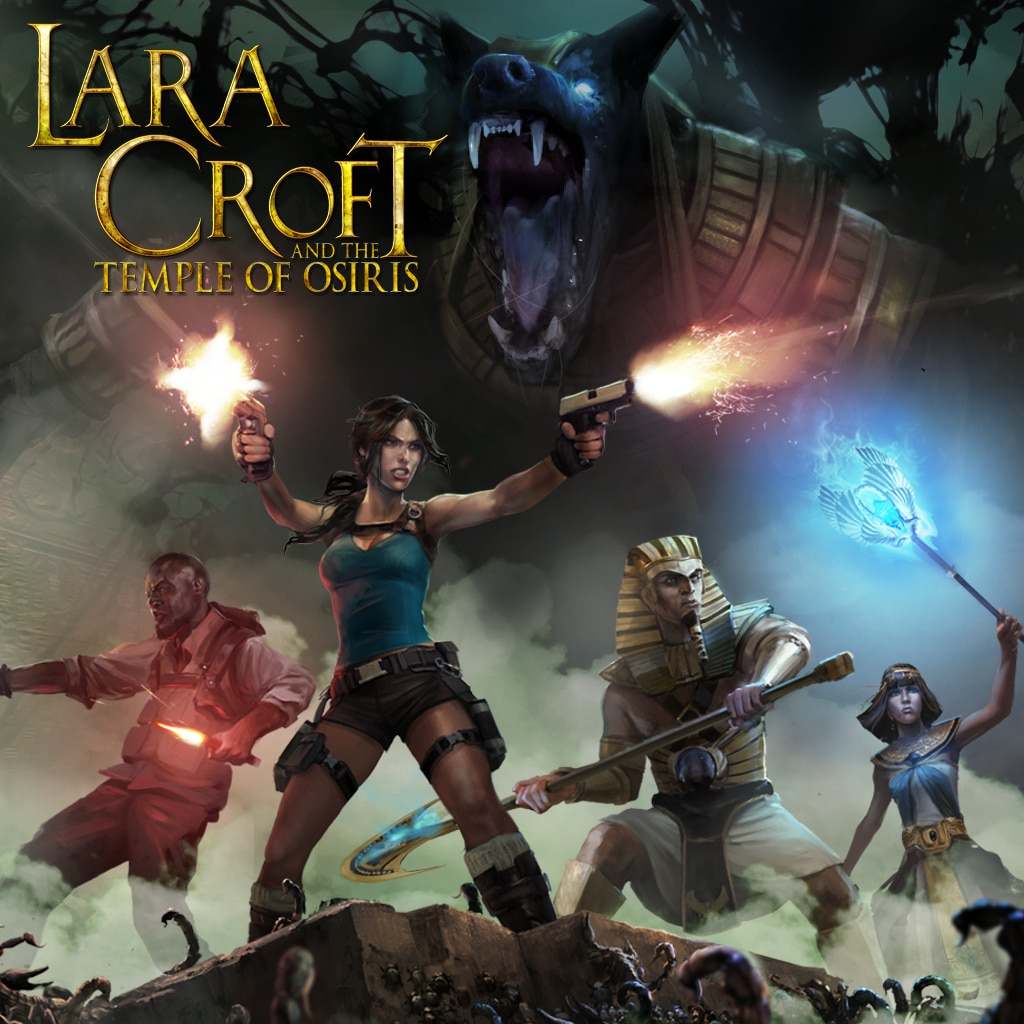 Lara Croft and the Temple of Osiris & Season Pass-Paket