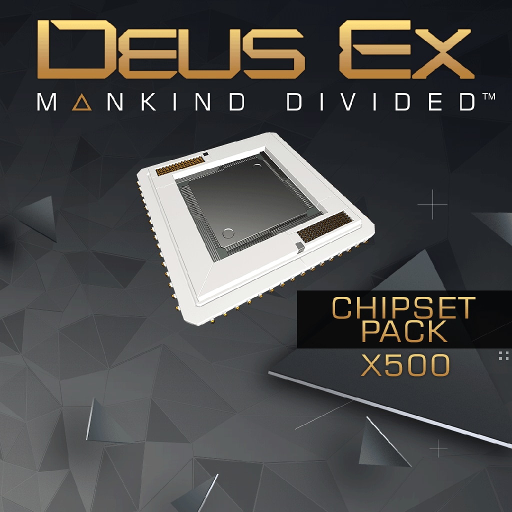 Deus Ex: Mankind Divided - Puces Breach (x500)