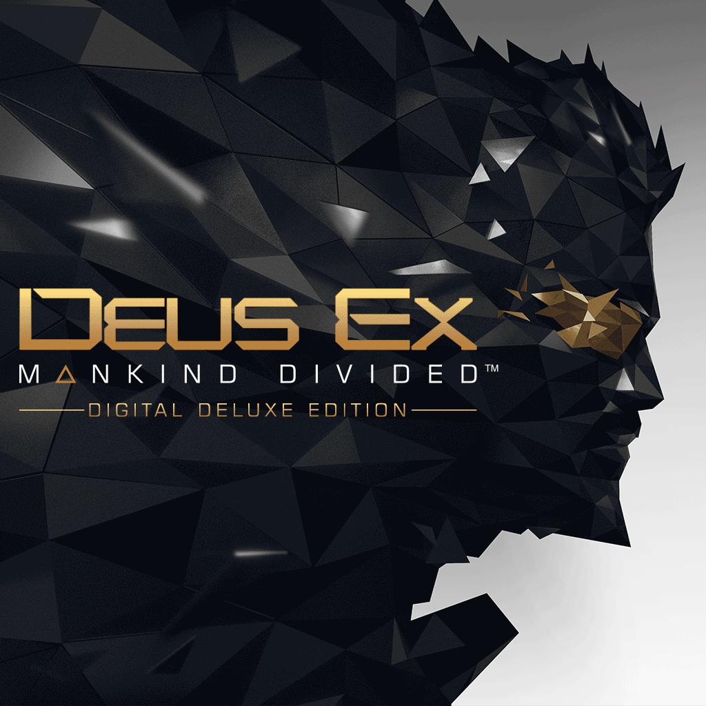Deus Ex: Mankind Divided - الإصدار الرقمي المميز