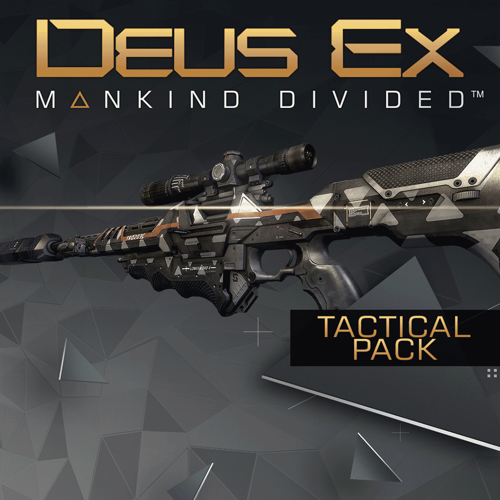 Deus Ex: Mankind Divided - Geheimagenten-Pack