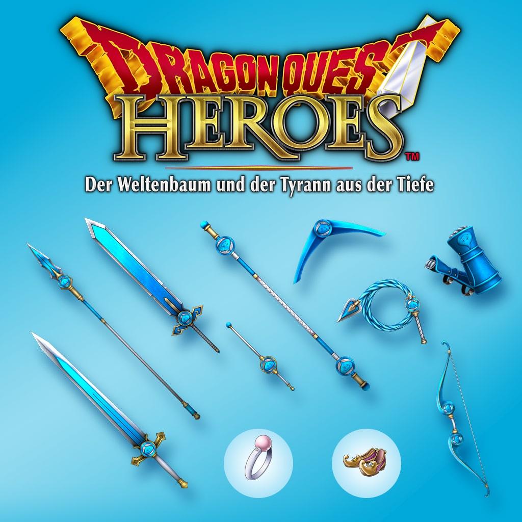 DRAGON QUEST HEROES™ Schleimwaffen-Set