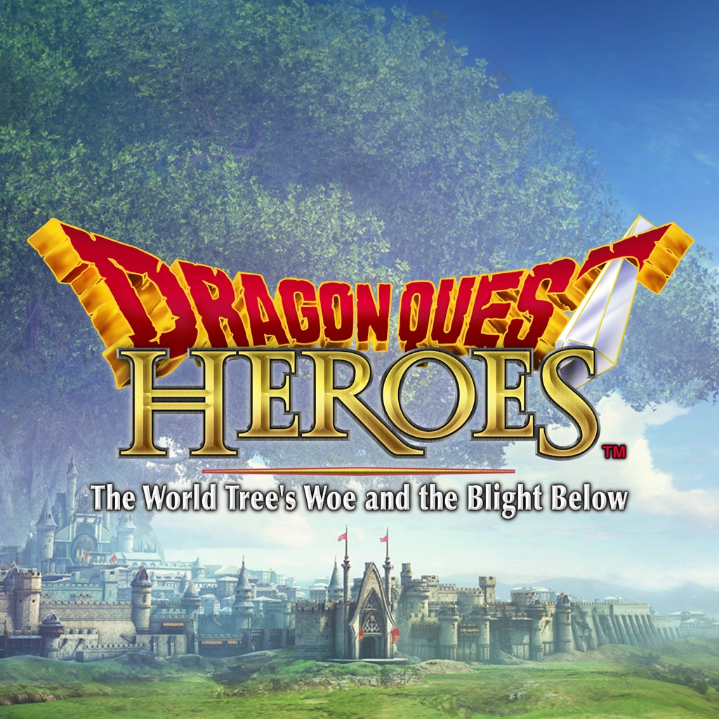 DRAGON QUEST HEROES&lrm™
