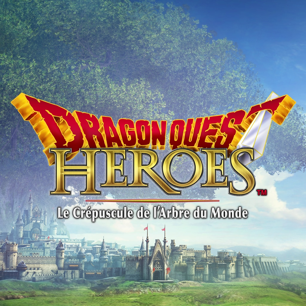 DRAGON QUEST HEROES™