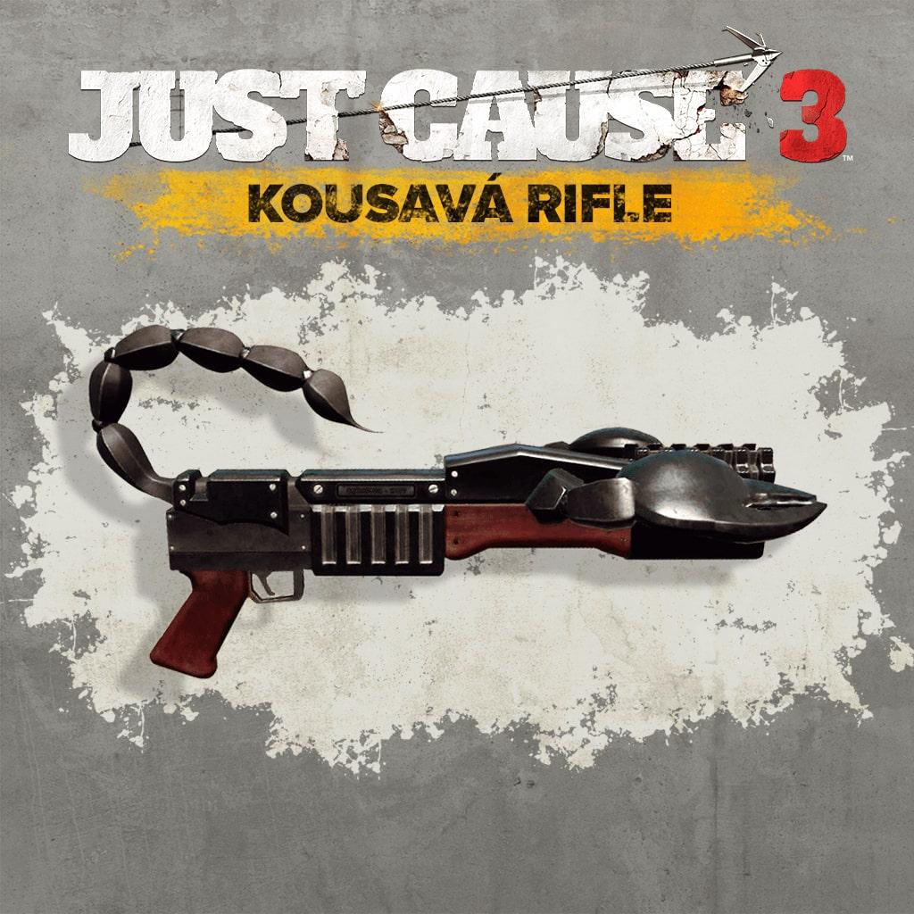 Just Cause 3 – Fusil Kousava