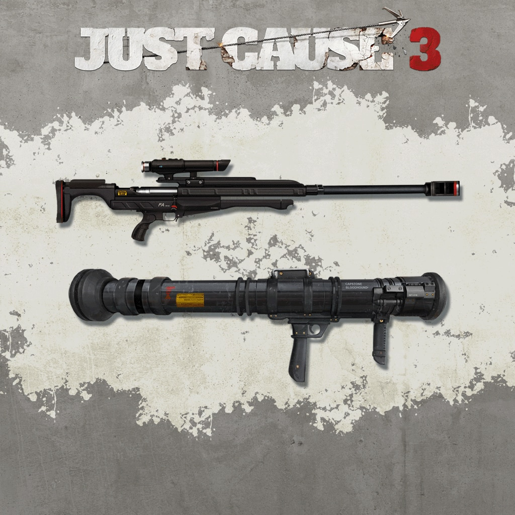 Explosive Weapon Pack