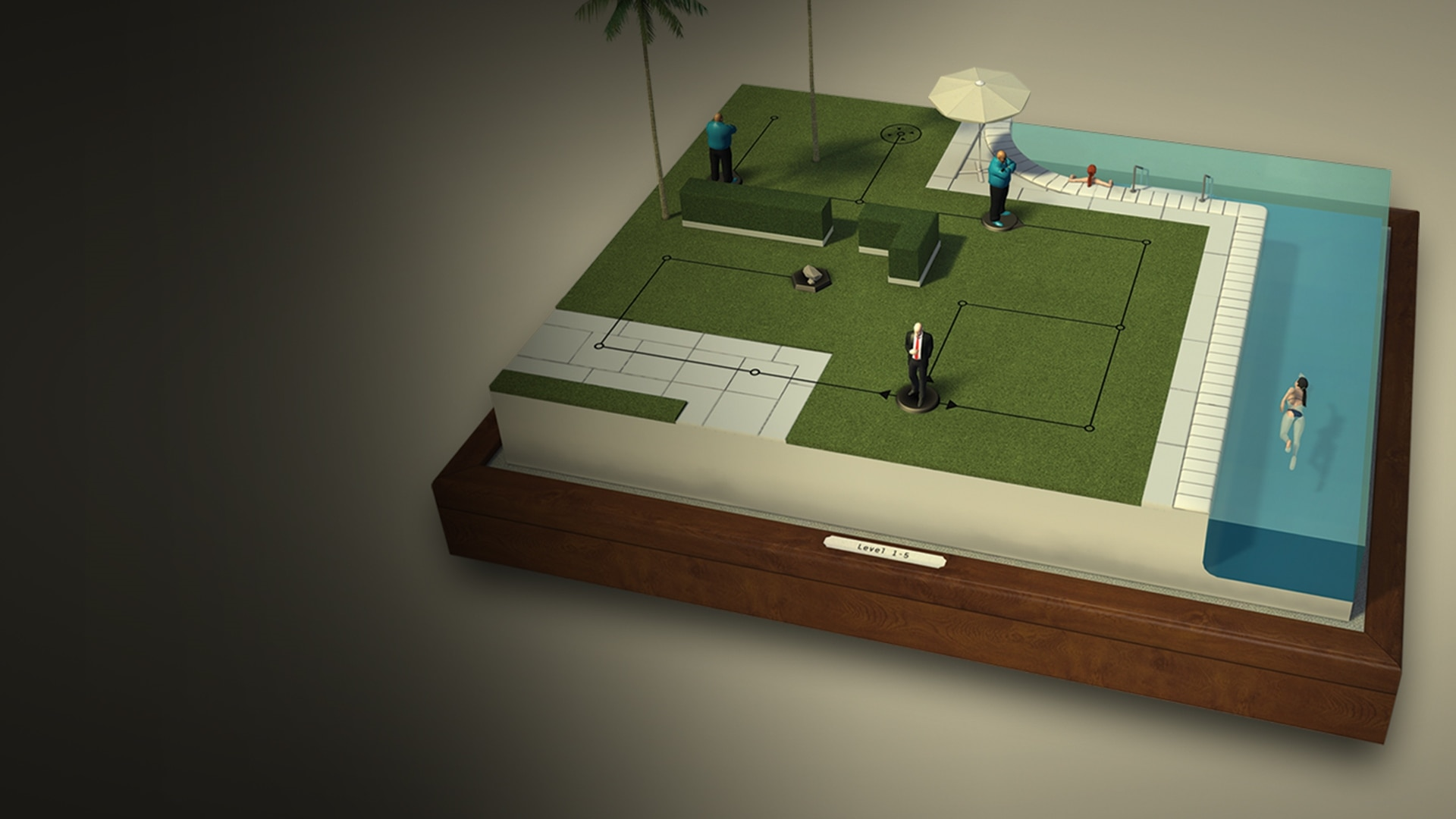 Hitman GO: Die ultimative Edition