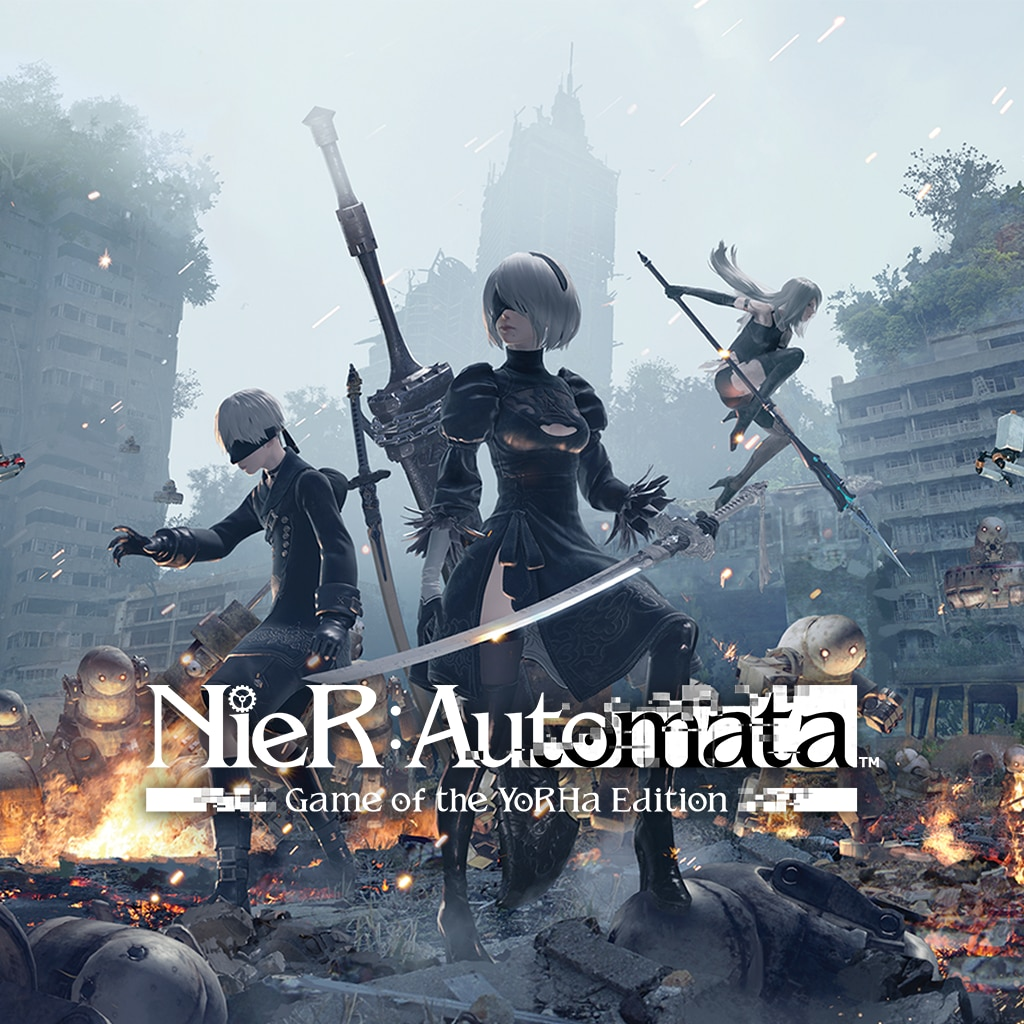 NieR: Automata™ Game of the YoRHa Edition